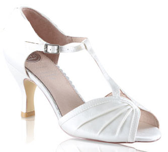 Kessie - Catherine Paige Bridal Shoes