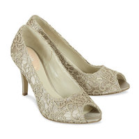Taupe Occasion Shoes - Paradox Pink Cosmos