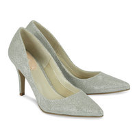 Silver Occasion Shoes - Paradox Pink Flush