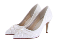 Rainbow Club Ashleigh Lace Wedding Shoes