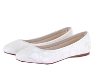 Rainbow Club Felicity Lace Wedding Shoes