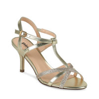 Paradox Pink Georgina Gold Shoes