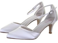 Rainbow Club Harper Dyeable Satin Wedding Shoes