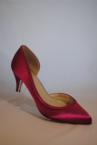Wild Fucshia shoes Abbie by Rainbow Club