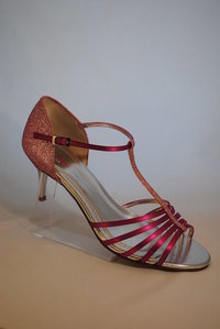 Wild Fucshia shoes Florrie by Rainbow Club