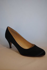 Dark Navy shoes Jackie by Rainbow Club