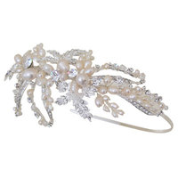 Starlet Jewellery Harriet Bridal Side Tiara