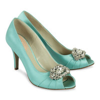 Mint Green Occasion Shoes - Paradox Pink Tender