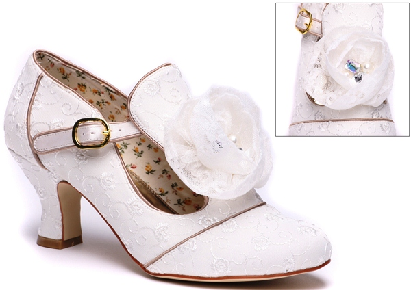 By perfect vintage style wedding shoes wedding shoes by perdita s