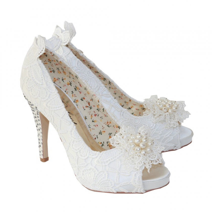 767f75292d2 Flo Ivory Lace - Perfect