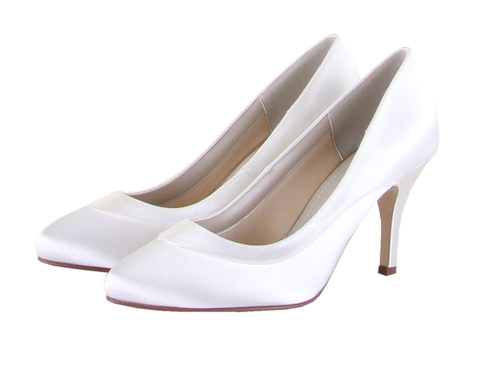 Rainbow Club Nicole Ivory Bridal Shoes