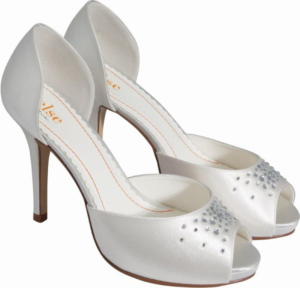 else pina colada ivory dyeable wedding shoes wedding shoes by