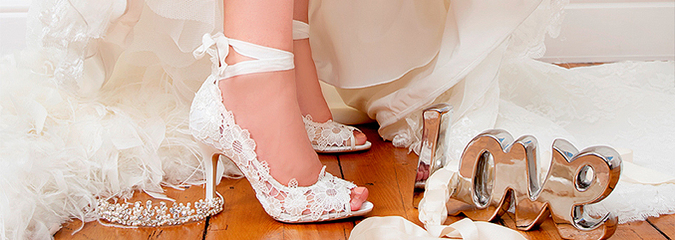Wedding Shoes and Bags